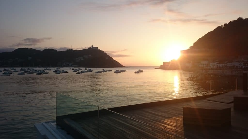 Donosti Media takes its inspiration from the natural beauty that surrounds you everywhere.